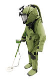 Sapper suit Royalty Free Stock Images
