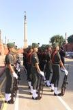 Sappers di Madras - esercito indiano Fotografia Stock