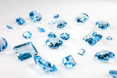 Sapphire Royalty Free Stock Photography