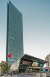 Sapphire Building in Istanbul Stockfotos