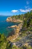 Sapphire coast Australia Stock Image