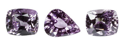 Sapphire Jewel Lizenzfreie Stockbilder