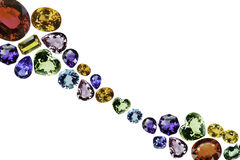 Sapphire Jewel images libres de droits