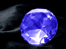 Sapphire Jewel Royalty Free Stock Photos