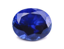 Sapphire Royalty Free Stock Photos