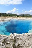 Sapphire Pool, Yellowstone Royalty Free Stock Images