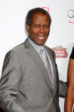 """Sidney Poitier. Arriving at the """"Precious: Based on the Novel Push by Sapphire"""" Los Angeles Premiere Grauman's Chinese Theater Los Angeles,  CA November 1, 2009 Stock Photography"""
