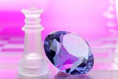 Sapphire stone Royalty Free Stock Photo