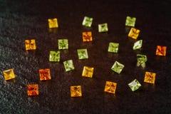 sapphires Imagens de Stock
