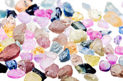 Sapphires Royalty Free Stock Photography