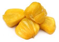 Sappig jackfruitvlees royalty-vrije stock afbeelding