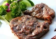 Sappig lapje vlees Stock Foto