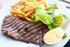 Sappig lapje vleesrundvlees royalty-vrije stock foto