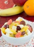 Sappige fruitsalade Stock Foto's