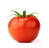 Sappige geïsoleerdeg tomaat Royalty-vrije Stock Afbeelding