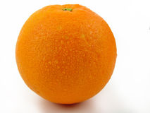 Sappige Sinaasappel Stock Afbeelding