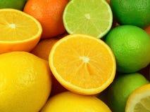 Sappige vruchten Royalty-vrije Stock Foto's