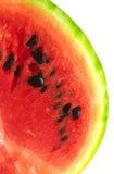 Sappige watermeloen Royalty-vrije Stock Foto's