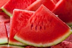 Sappige watermeloen Royalty-vrije Stock Foto