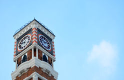 Sapporo clock tower, Hokkaido, Japan Stock Image