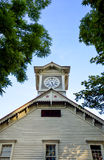 Sapporo Clock Tower in Sapporo Japan. 3 Royalty Free Stock Images
