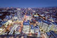 Sapporo, Japan stock afbeeldingen