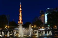 Sapporo Odori Park Stock Photography