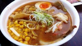 Sapporo Ramen Royalty Free Stock Image