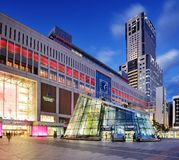 Sapporo Station Stock Photo