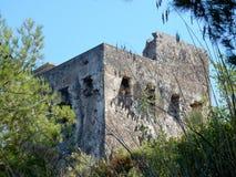 Sapri, Torre - Di Capobianco obrazy royalty free