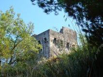 Sapri, Torre - Di Capobianco fotografia royalty free
