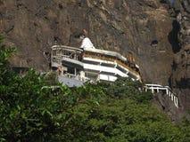 Saptashrungi Tempel Stockfotos