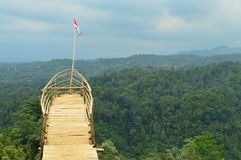 Sapu Angin. One of the places in Blitar City, Indonesia Stock Images