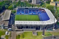 : Saputo stadion arkivbild