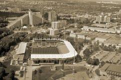 Saputo stadium stock photography
