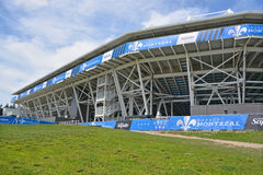 Saputo Stadium stock images