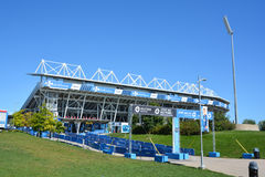 Saputo Stadium stock photos