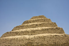 Saqqara. Details of Egyptian art. An example of the art of the pharaohs Royalty Free Stock Images