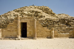 Saqqara Royalty Free Stock Photos