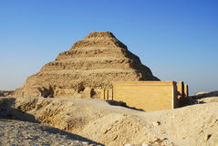 Saqqara Egypt Stock Image