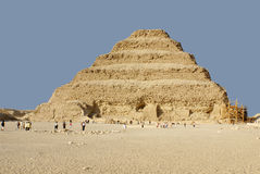 Saqqara Egypt Royalty Free Stock Photography