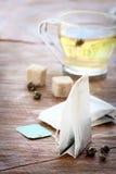 Saquinho de chá Fotos de Stock Royalty Free