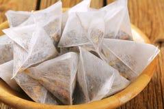 Saquinhos de chá do jasmim Foto de Stock Royalty Free