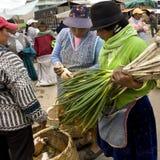 Saquisili - Ecuador Stock Image