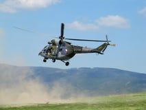 SAR直升机 免版税库存照片