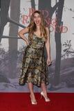Sara Cartwright przy 'Czerwonego Jeździeckiego kapiszonu' premiera, Chiński teatr, Hollywood. CA. 03-07-11 Obraz Stock