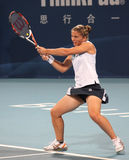 Sara Errani (ITA), professional tennis player Royalty Free Stock Image