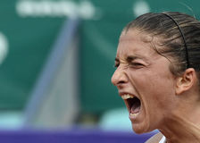 Sara Errani Royalty Free Stock Photography