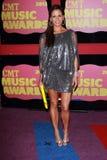 Sara Evans ai 2012 premi di musica di CMT, arena di Bridgestone, Nashville, TN 06-06-12 Fotografia Stock Libera da Diritti