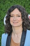 "Sara Gilbert. Star of ""The Talk"" - at CBS TV Summer Press Tour Party in Beverly Hills.  July 28, 2010  Los Angeles, CA Picture: Paul Smith / Featureflash Stock Image"